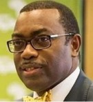 PRESIDENT AKINWUNMI ADESINA'S TRANSITION TO HIS SECOND TERM MUST BE SMOOTH TO DELIVER HIS COVID-19 COMMITMENTSTO AFRICA