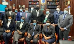 DEPUTY MINISTER OF JUSTICE, 11 OTHERS SUBSCRIBETO OATH AS NOTARY PUBLIC