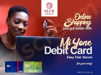 USE VISA AND MOBILE BANKING …SLCB URGES CUSTOMERS