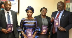SIERRA LEONE COMMERCIAL BANK PROMOTES NAASU FOFANA'S BOOK